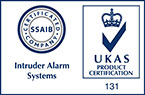 SSAIB - Certificated Company - Intruder Alarm Systems